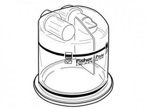 Fisher & Paykel HC360 SleepStyle 600 Series Humidifier