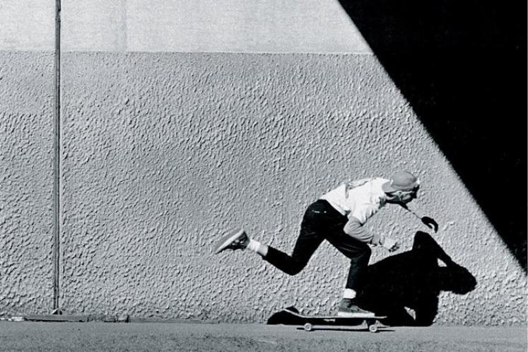 Enfrentar los problemas de la adolescencia (Fotografía de J. Grant Brittain)