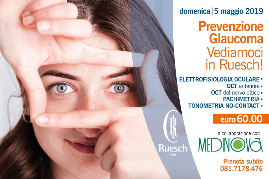 Prevenzione Glaucoma