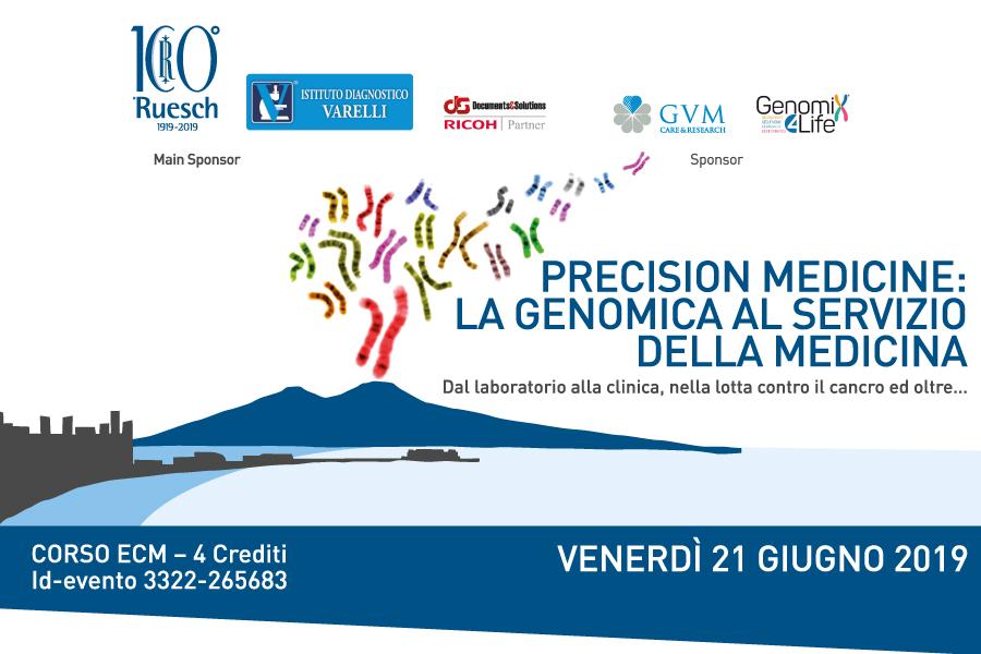 Precision Medicine: la genomica al servizio della medicina