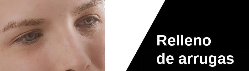 Relleno de arrugas Clínica Rull