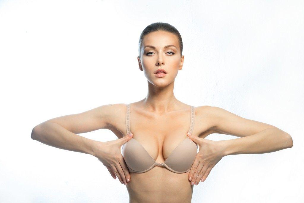 aumento de mamas con protesis
