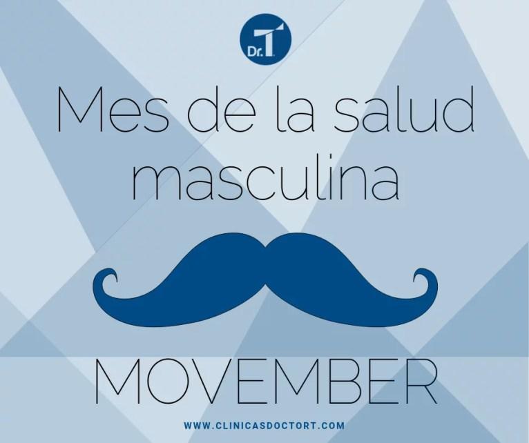 mes de la salud masculina doctor t