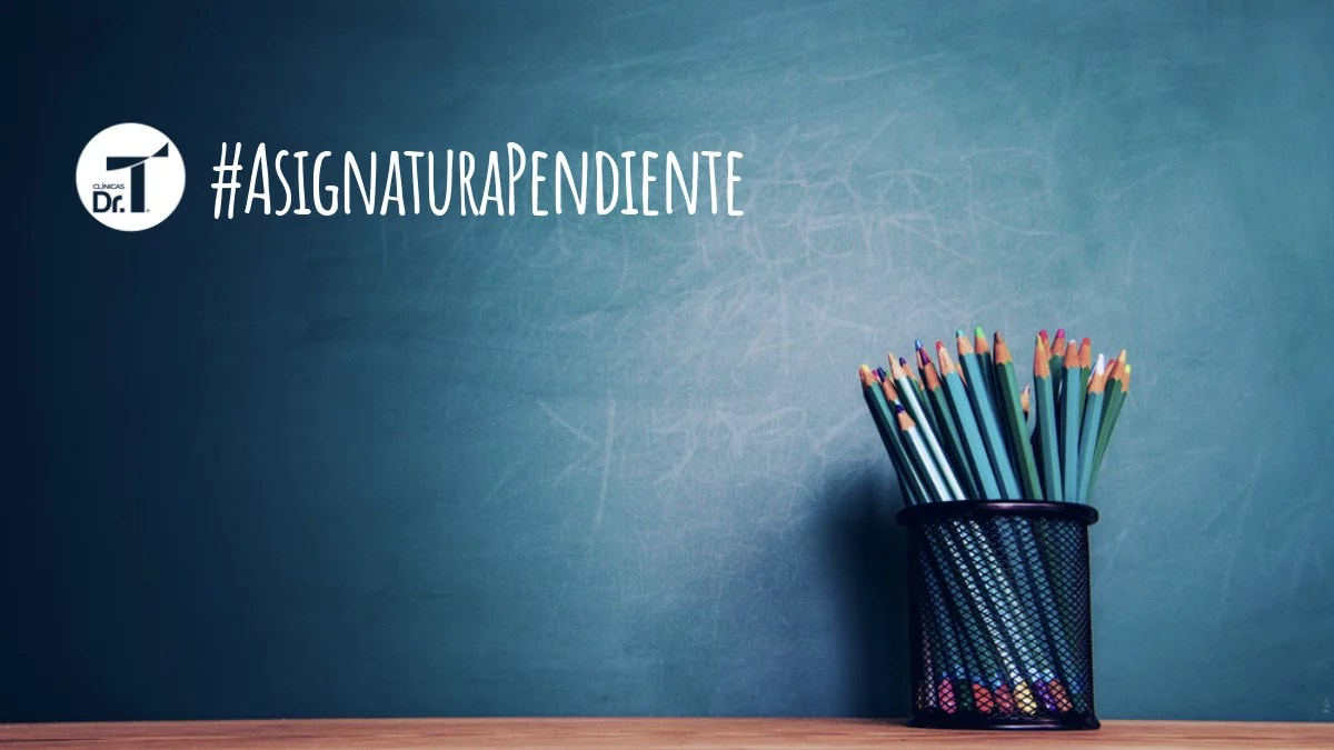 Educación sexual #AsignaturaPendiente