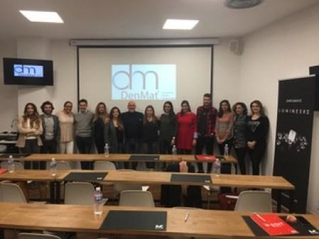 Laboratorios Denmat | Valencia | 16-18 Febrero 2018