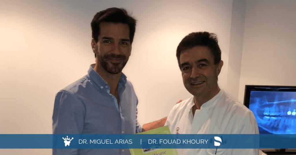 Técnicas de aumento de hueso en cirugía oral