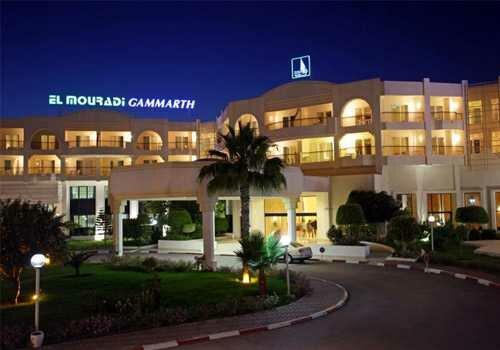 hotel el mouradi tunisie