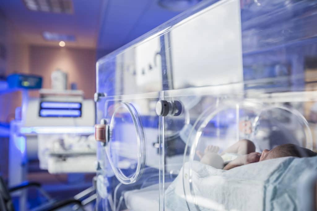 Lunit de nonatologie Kangourou  Clinique Mathilde