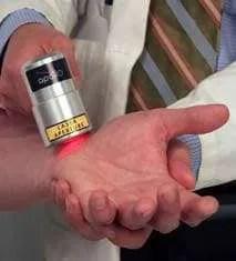 Thérapie au Laser médical