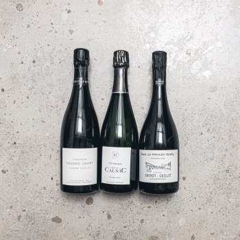 I'm a Grower, not a Show-er | Bundle of 3 Champagnes | Clink Clink