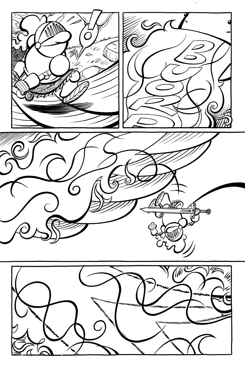 Divide and Conquer #2, Page 5