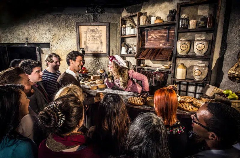 London Dungeon Guide to Theme Parks and Funfairs in and Near London Clink Hostels