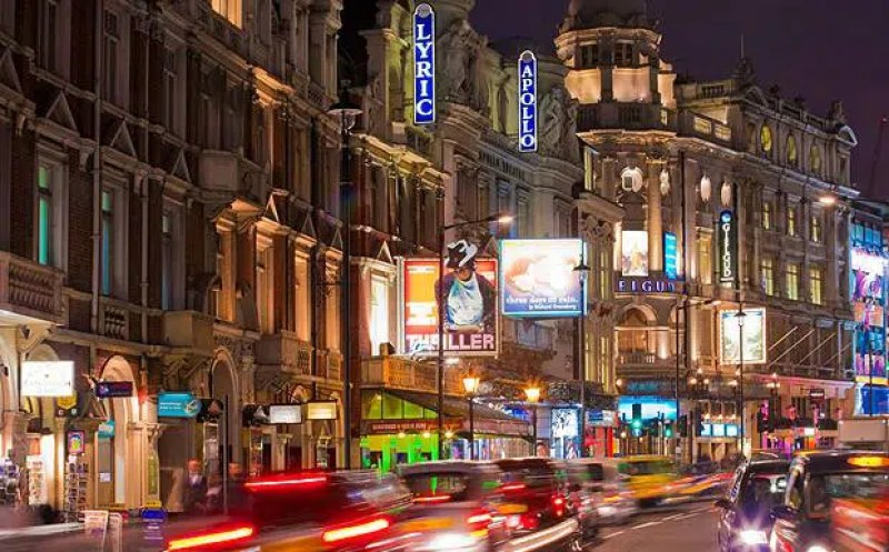 London west End London night life Clink Hostels