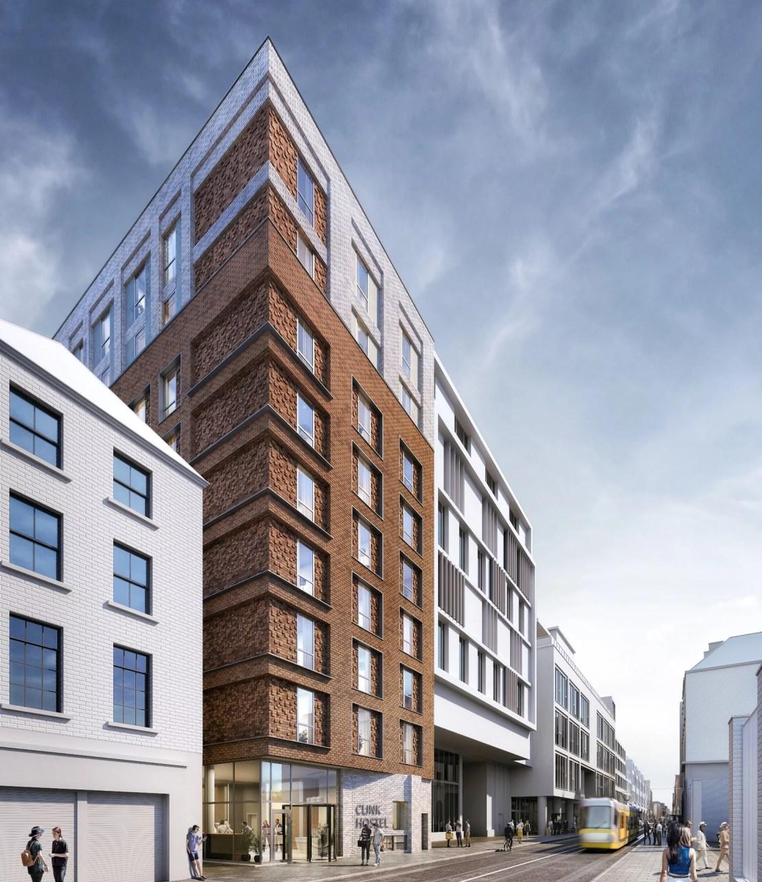 Clink Dublin Design 2018