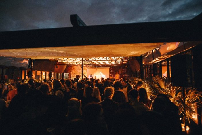 Rooftop Bars London Dalston Roof Park Clink Hostels