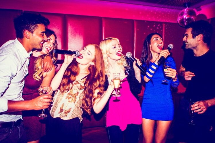 Clink Hostels Lucky Voice Karaoke