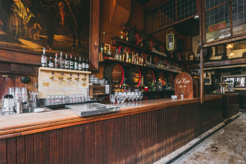 Clink Hostels Best Bars in Amsterdam