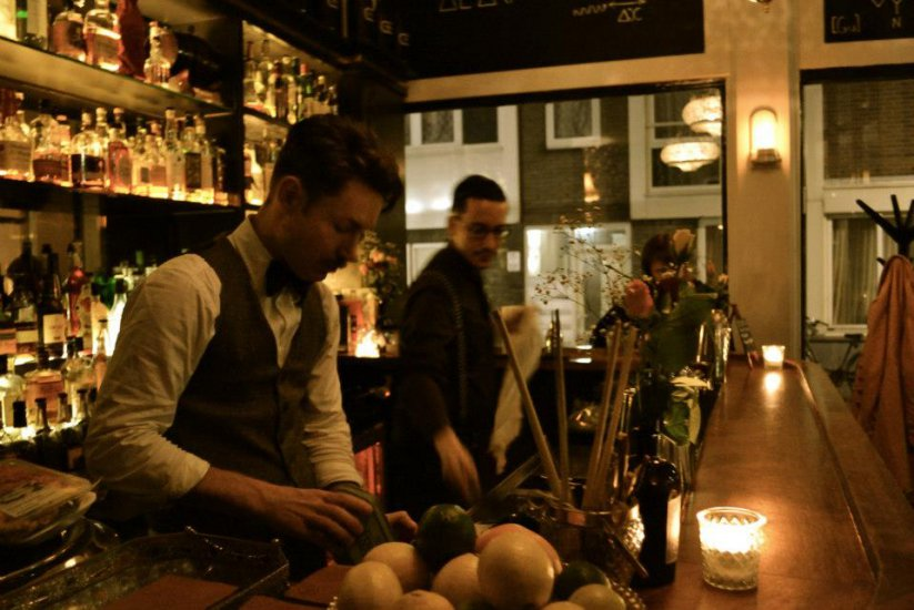 Best Bars in Amsterdam Hiding in Plain Sight