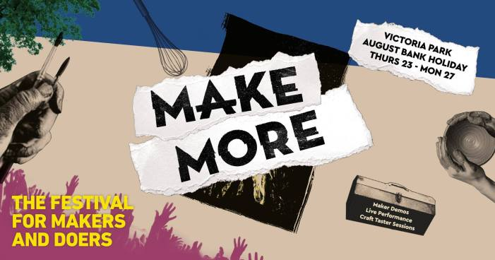 Clink Hostels MAKEMORE Festival August Bank Holiday London