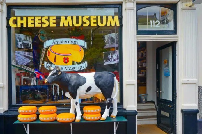 Cheese Museum Amsterdam Tourist Traps to Avoid