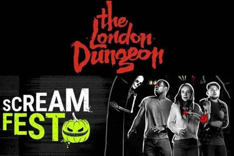 Halloween at The London Dungeon | Clink Hostels
