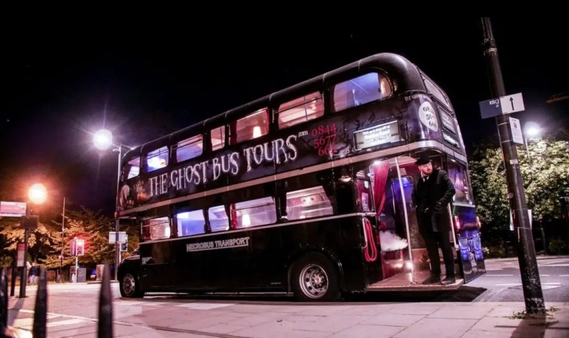 London Ghost Bus Tours | Clink Hostels