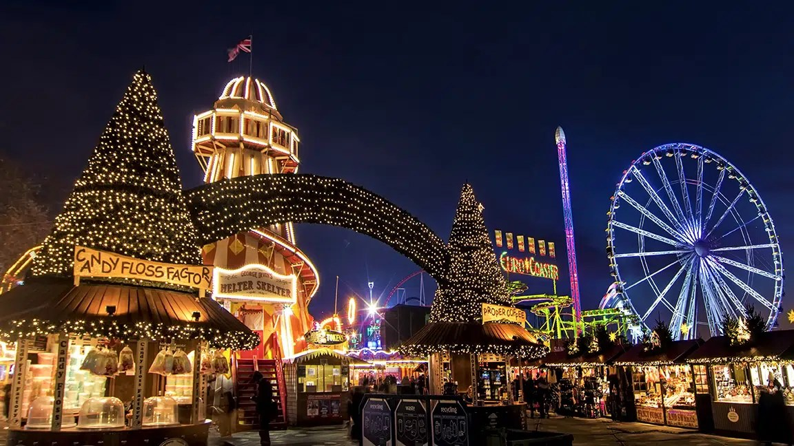 Christmas In London.The Best Christmas Markets In London Clink Hostels