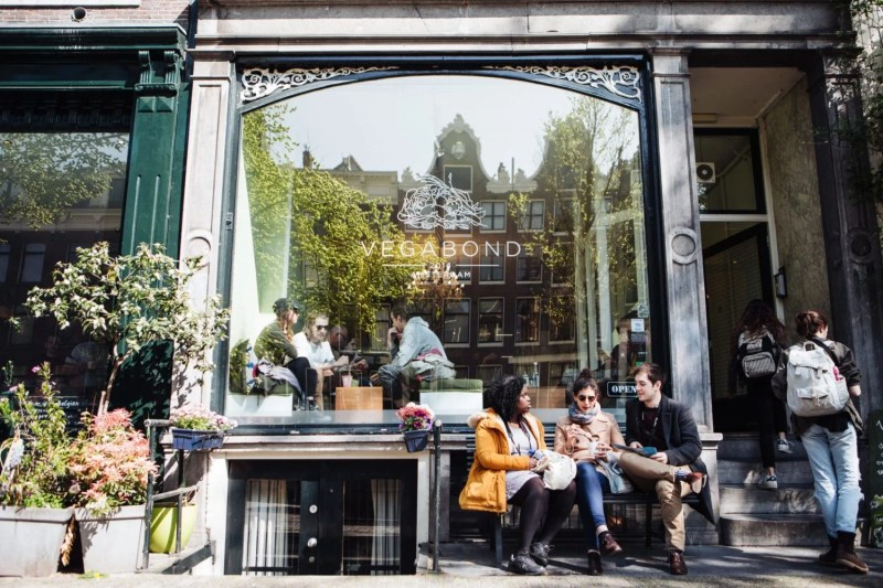 Vegabond | Vegan Restaurants in Amsterdam | Clink Hostels