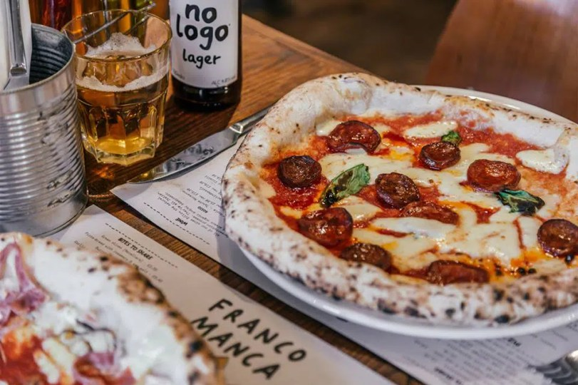 Franco Manca Islington The Best Pizza In London Clink Hostels