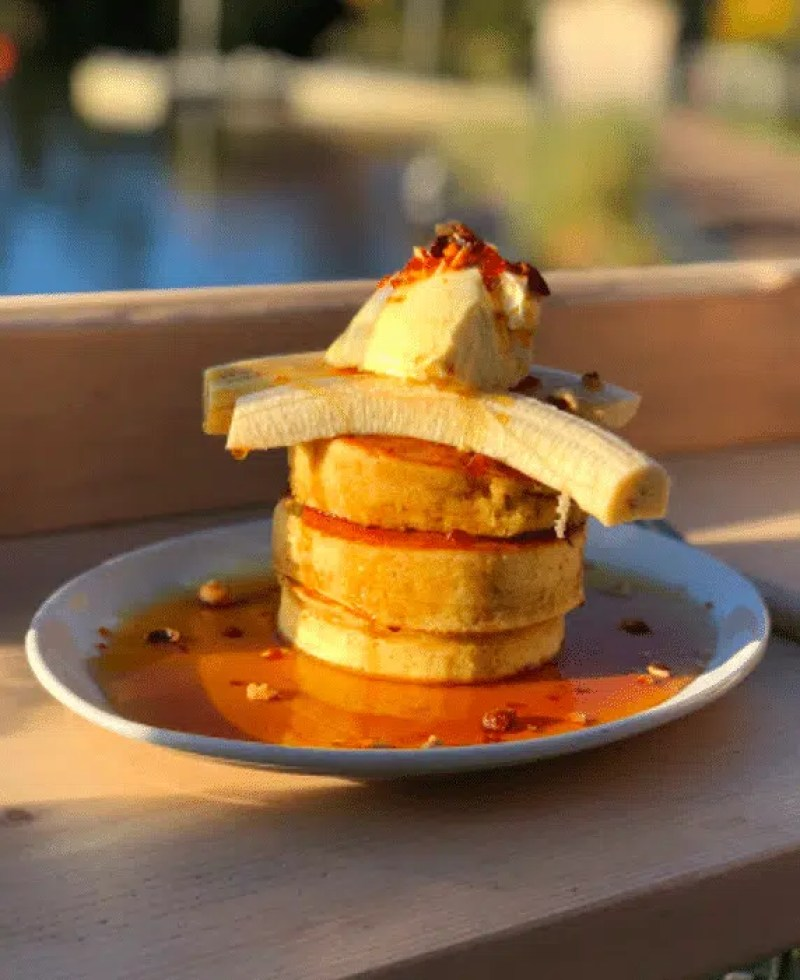 The Pavillion Cafe Unreal Pancake Places In London To Try Before You Die Clink Hostels