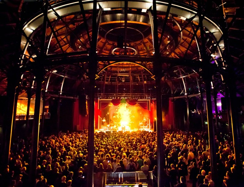 The Camden Round House The Best Live Venues In London Clink Hostels