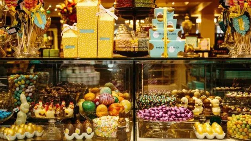 Fortnum and Mason Fun Things to do for Easter Weekend in London Clink Hostles