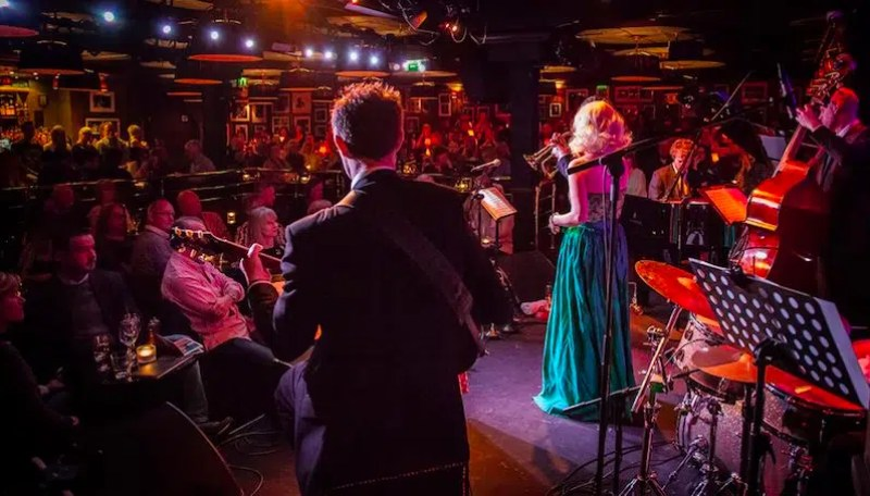 Ronnie Scotts Best Jazz Bars in London Clink Hostels