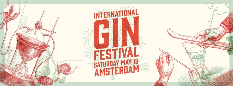 Amsterdam Gin Festival Top things to do this weekend in Amsterdam