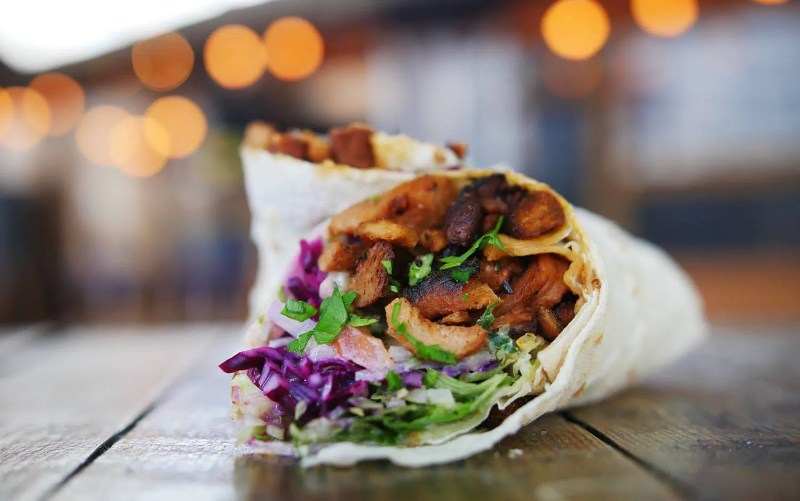 What The Pitta Restaurant | What to eat in Camden | Clink Hostels