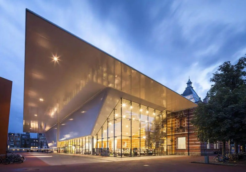 Stedelijk Museum | Amsterdam Art Galleries | Clink Hostels