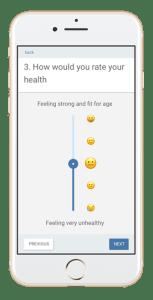 Mobile App Screen 3