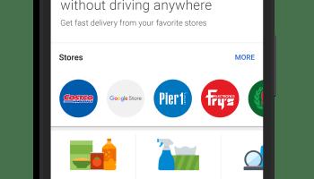 Google Express Update Brings Shared Shopping Lists