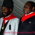 Sizzla:RobertMugabe