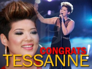 TessanneChin:2013Winner