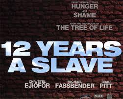 12YearsASlave:poster