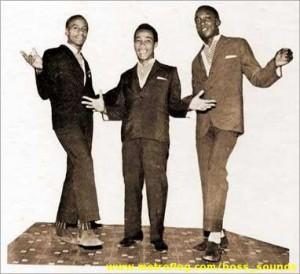 The Gaylads: L-R B.B. Seaton,
