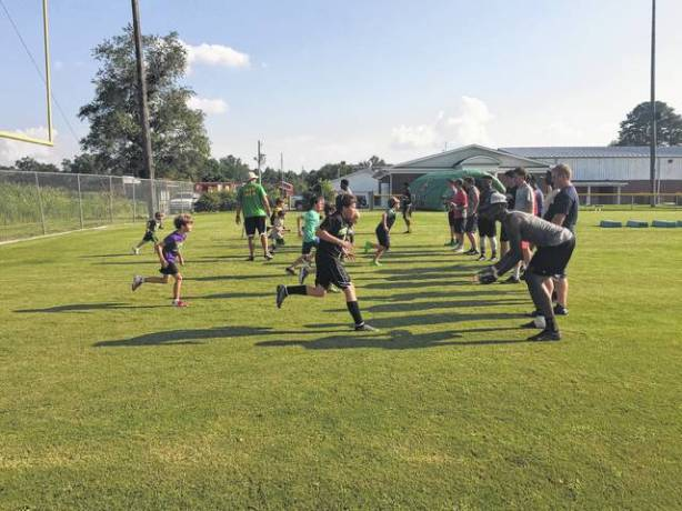 Football+Camps+In+Nc