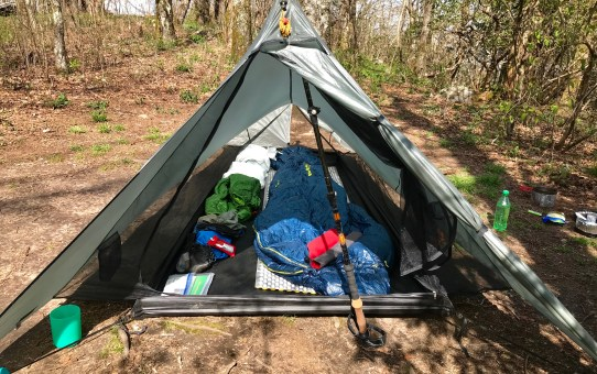 Review – Tarptent ProTrail