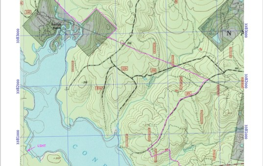 Planning for LSHT thru-hike