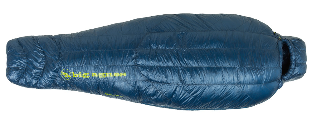 A First Look at My Big Agnes Flume UL 30 Sleeping Bag