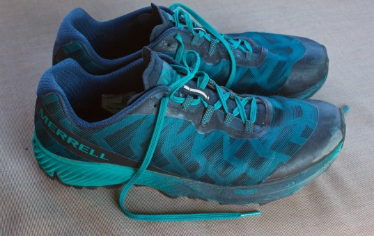 Gear Review:  Merrell Agility Synthesis Flex Trail Running Shoe