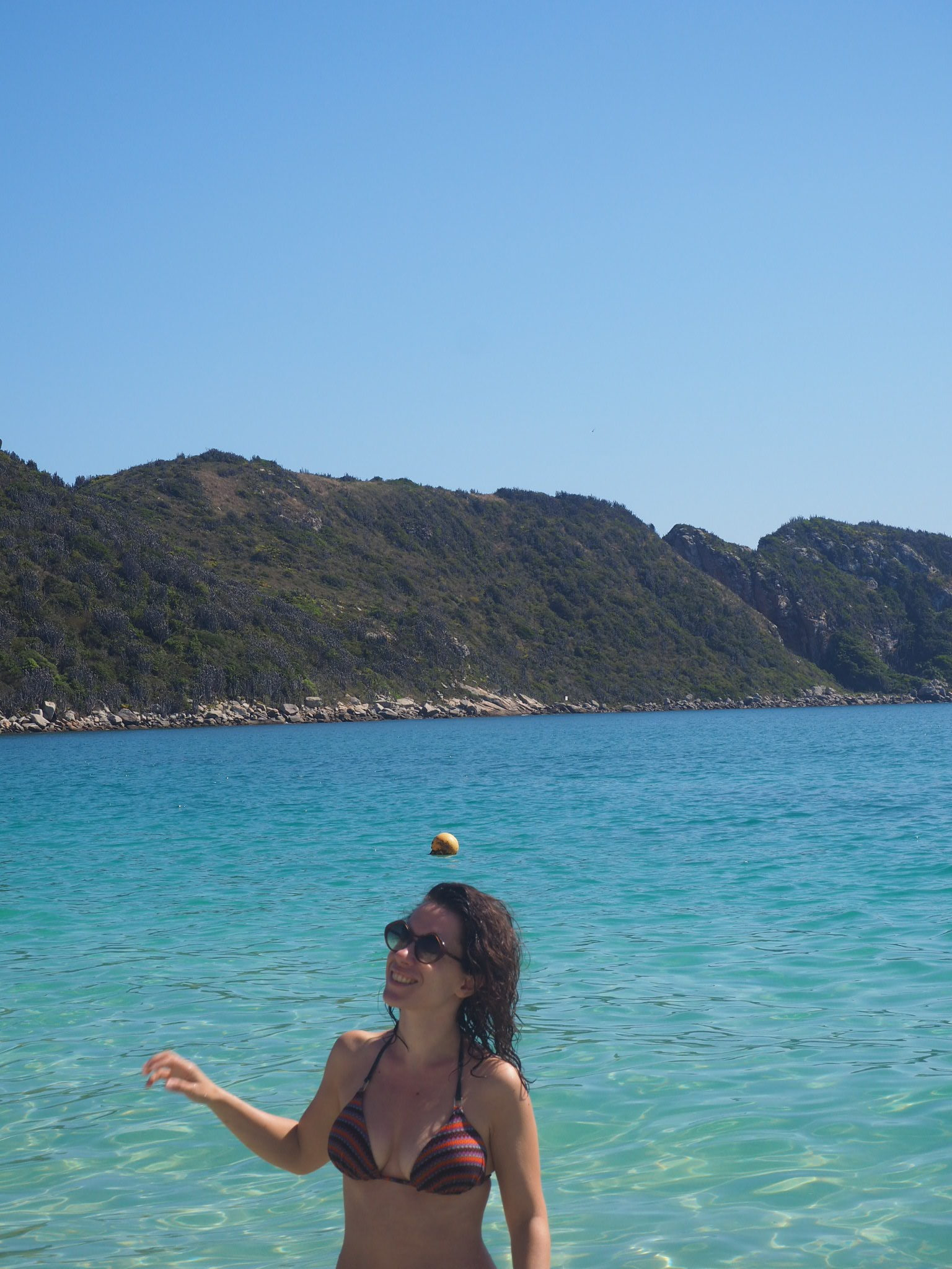 Arraial do Cabo, l'eau