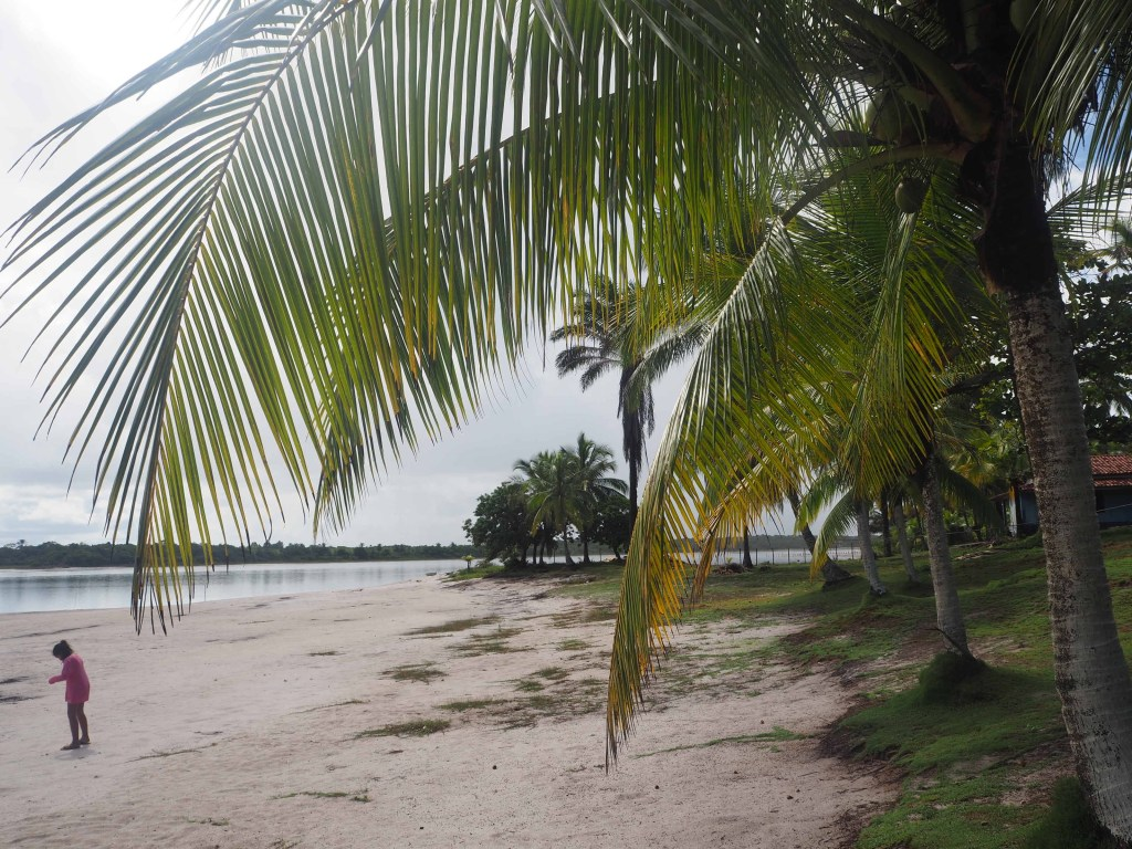 Lagoa de Cassange, Barra Grande, Bahia, Brésil