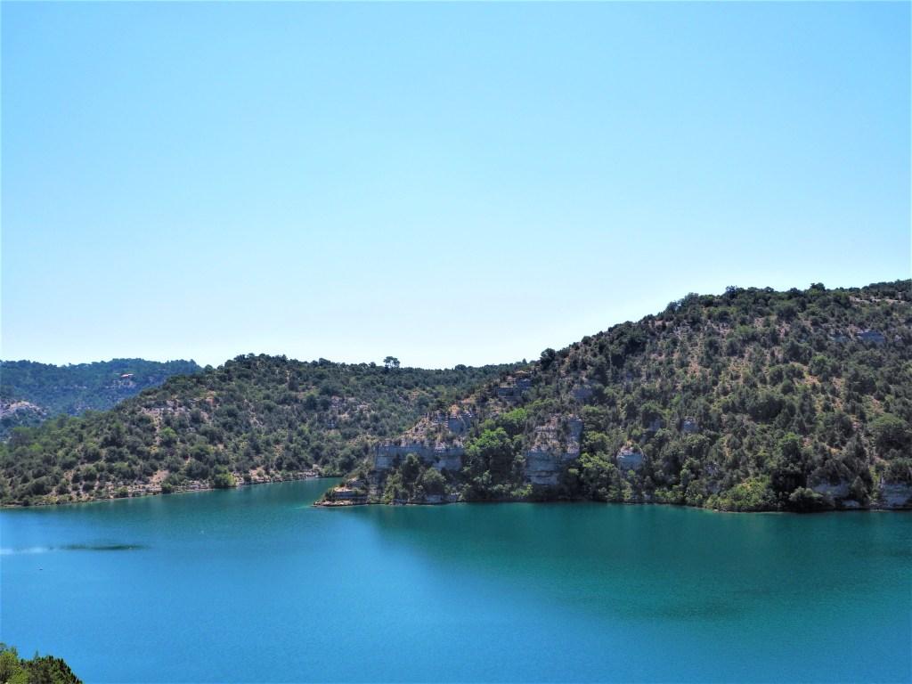 Lac de Sainte Croix. Parc Naturel Régional du Verdon Alpes de Haute-Provence